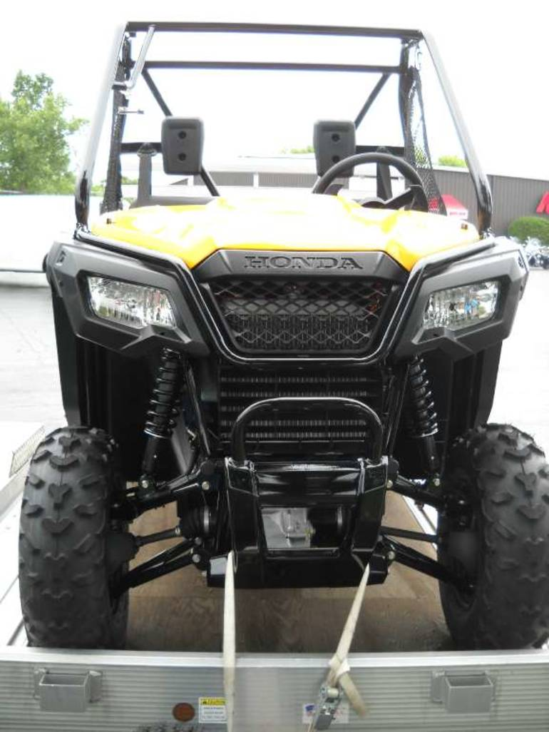 used 2015 honda pioneer 500 sxs500m2 transaction price 8 499 motorcycles and lake villa il. Black Bedroom Furniture Sets. Home Design Ideas