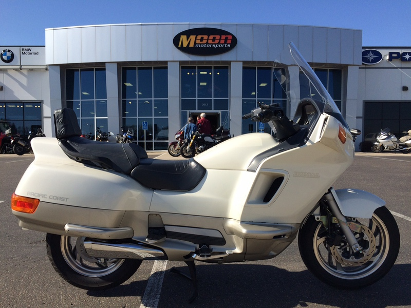 1989 Honda PC800 Pacific Coast, Cycle Trader Used Motorcycles Price