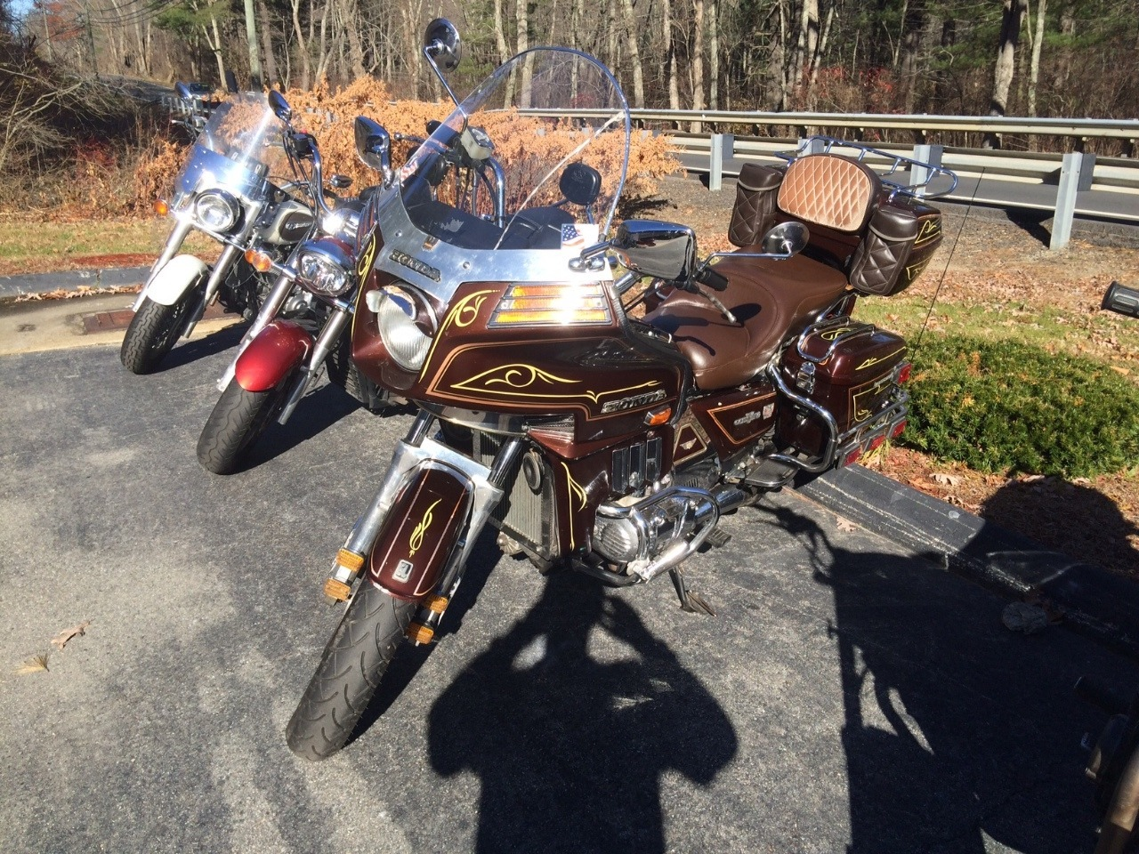 1983 Honda GOLD WING 1100 !!! SOLD !!!, Cycle Trader Used