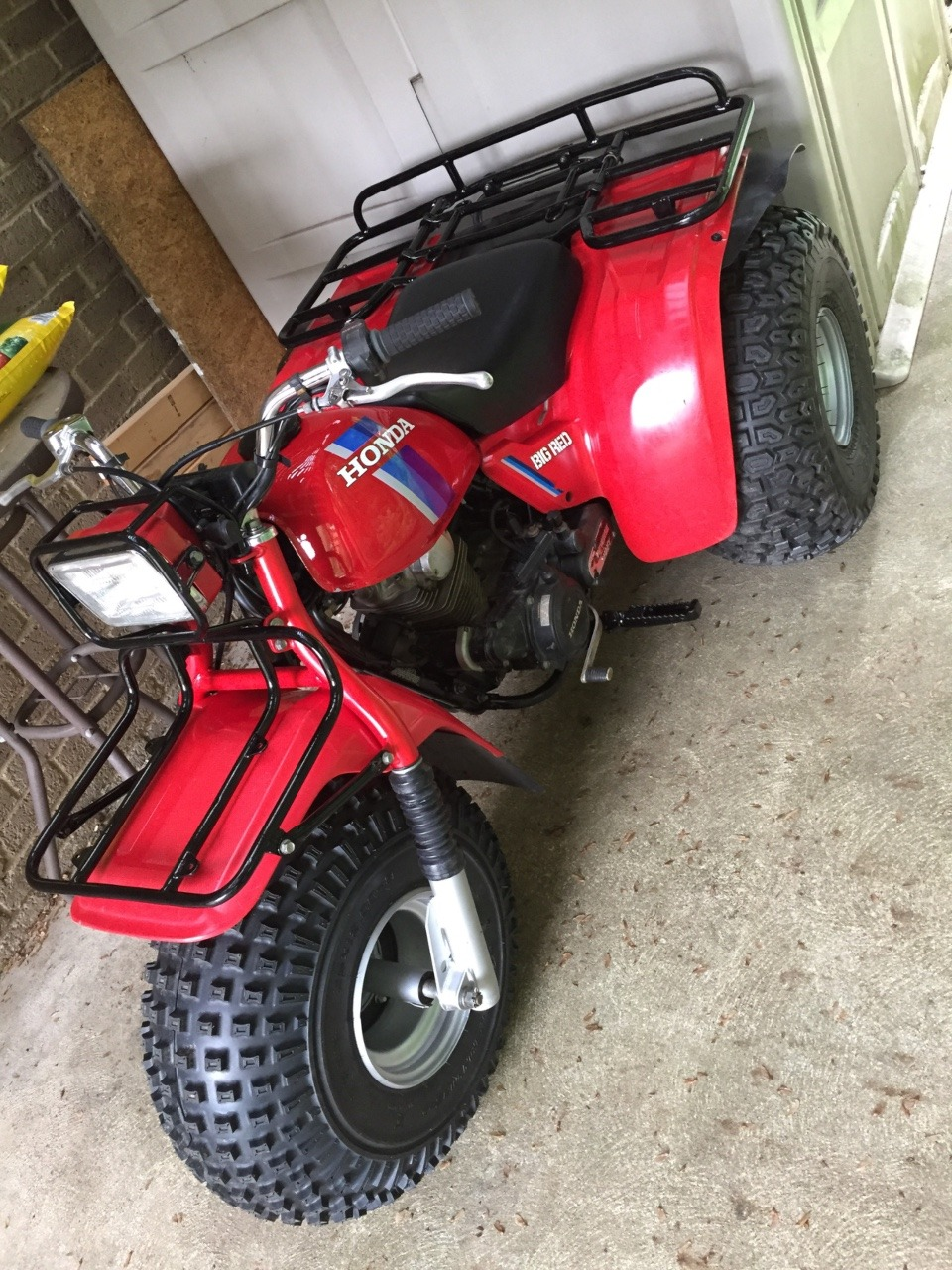 Used 1984 Honda Big Red Transaction Price 2 000 Motorcycles And
