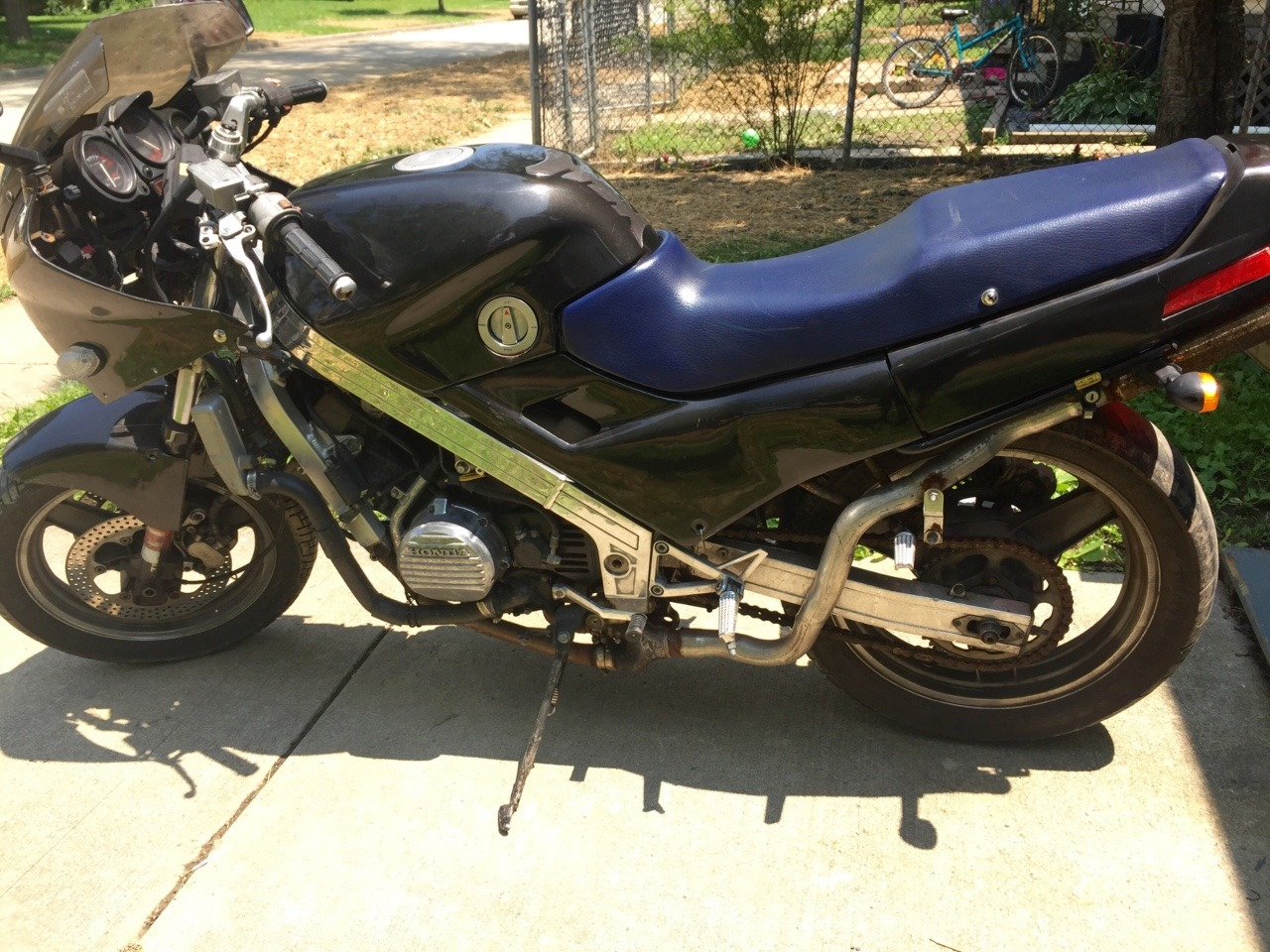 Page 26 Cycle Trader Used Honda Motorcycles Sale 1986 Shadow 1100 Parts Interceptor Vfr750